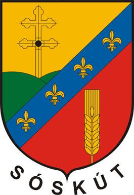 Sóskút település címere
