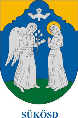Sükösd település címere