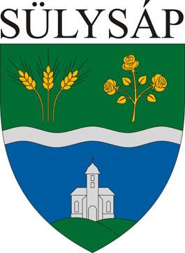 Sülysáp település címere