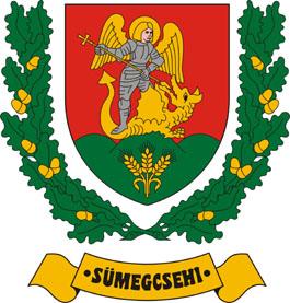 Sümegcsehi település címere