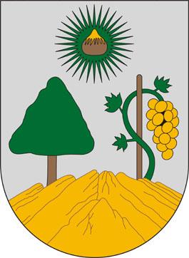 Sümegprága település címere