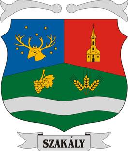 Szakály település címere