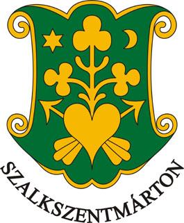 Szalkszentmárton település címere