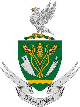 Szalonna település címere