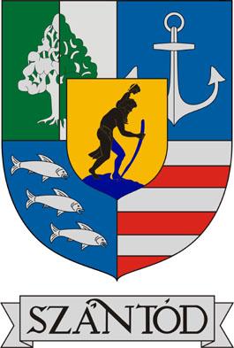 Szántód település címere