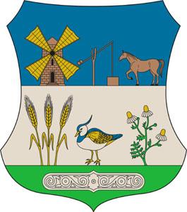 Székkutas település címere