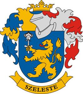 Szeleste település címere