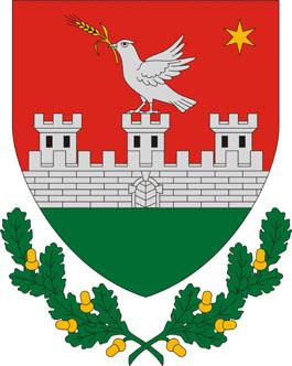 Szenyér település címere