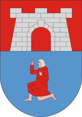 Szerencs település címere