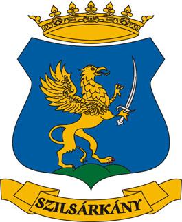 Szilsárkány település címere