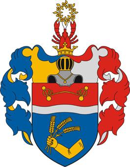 Szirmabesenyő település címere