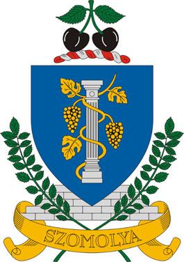 Szomolya település címere