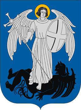 Szomor település címere