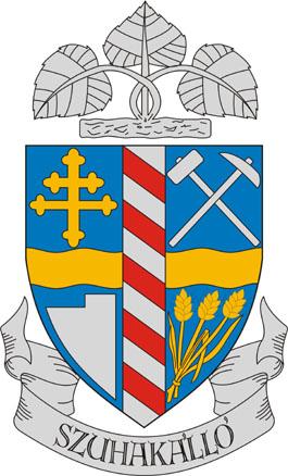 Szuhakálló település címere