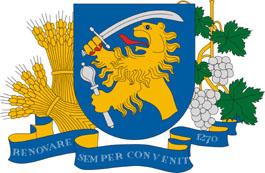 Tabajd település címere
