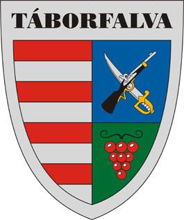 Táborfalva település címere