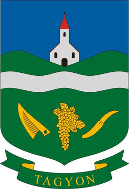 Tagyon település címere