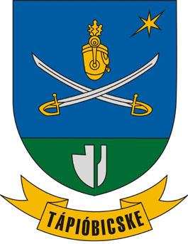 Tápióbicske település címere