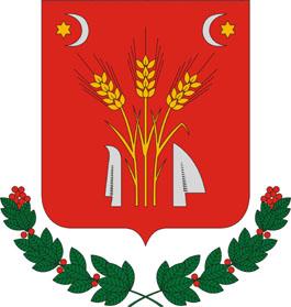 Tapsony település címere