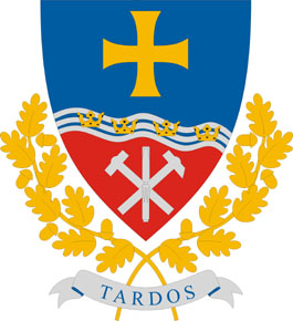 Tardos település címere