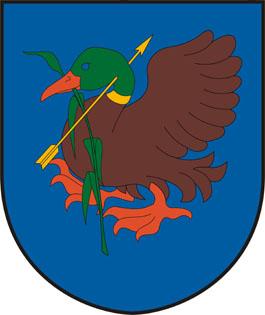Táska település címere