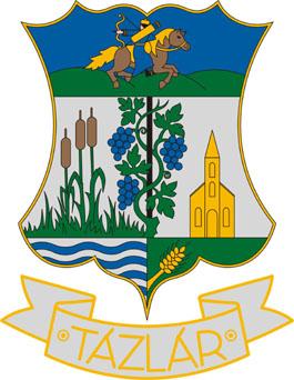 Tázlár település címere