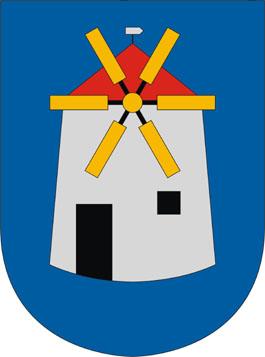 Tés település címere