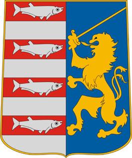 Tihany település címere