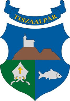 Tiszaalpár település címere