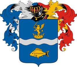 Tiszabercel település címere