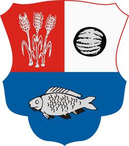 Tiszadob település címere