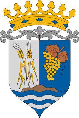 Tiszaföldvár település címere
