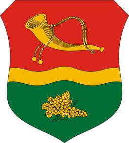 Tiszakürt település címere