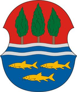 Tiszalök település címere