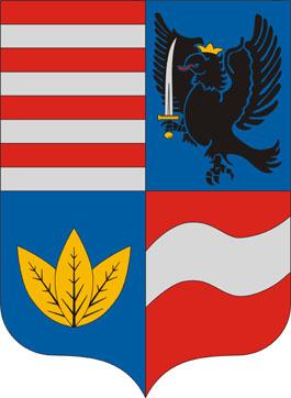 Tiszaroff település címere