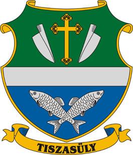 Tiszasüly település címere