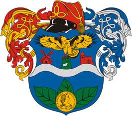 Tiszasziget település címere