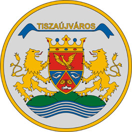 Tiszaújváros település címere