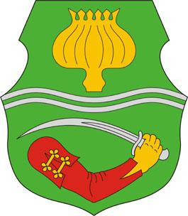 Tiszavasvári település címere
