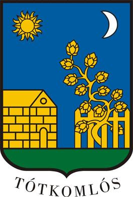 Tótkomlós település címere