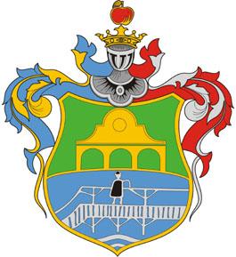 Tuzsér település címere