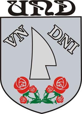 Und település címere