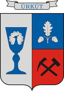 Úrkút település címere