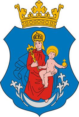 Vác település címere