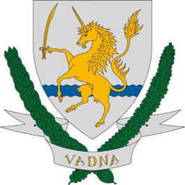 Vadna település címere