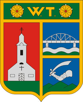Vág település címere