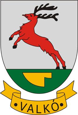 Valkó település címere