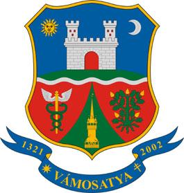 Vámosatya település címere