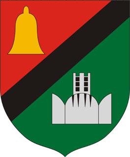 Várgesztes település címere
