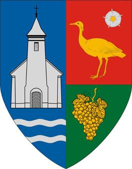 Vaspör település címere